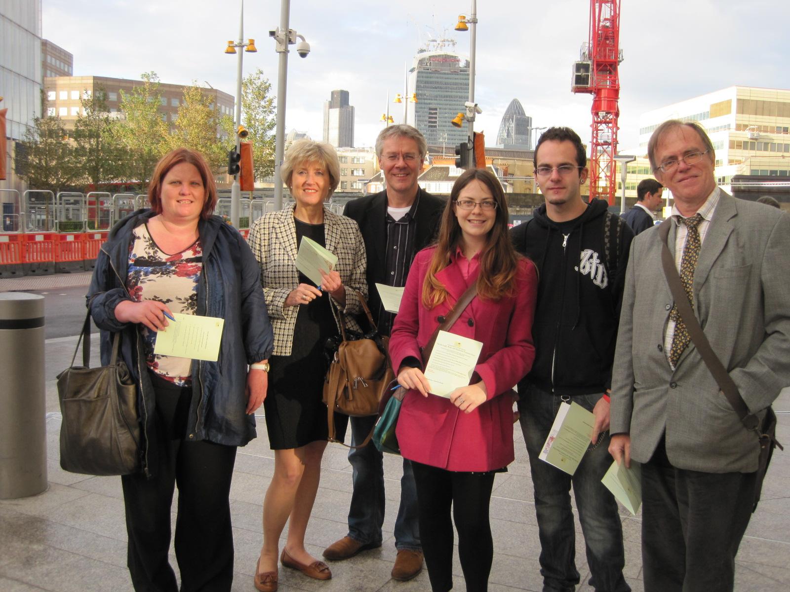 Borough, Book and Bankside Treasure Hunt