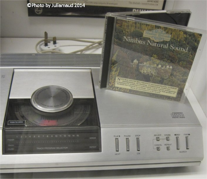 Philips Compact Disc Player