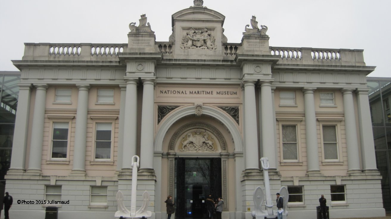 National Maritime Museum at Greenwich