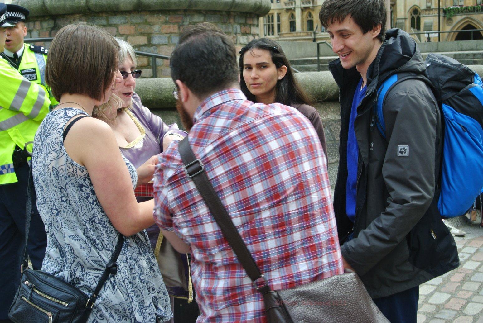 Explaining the clues