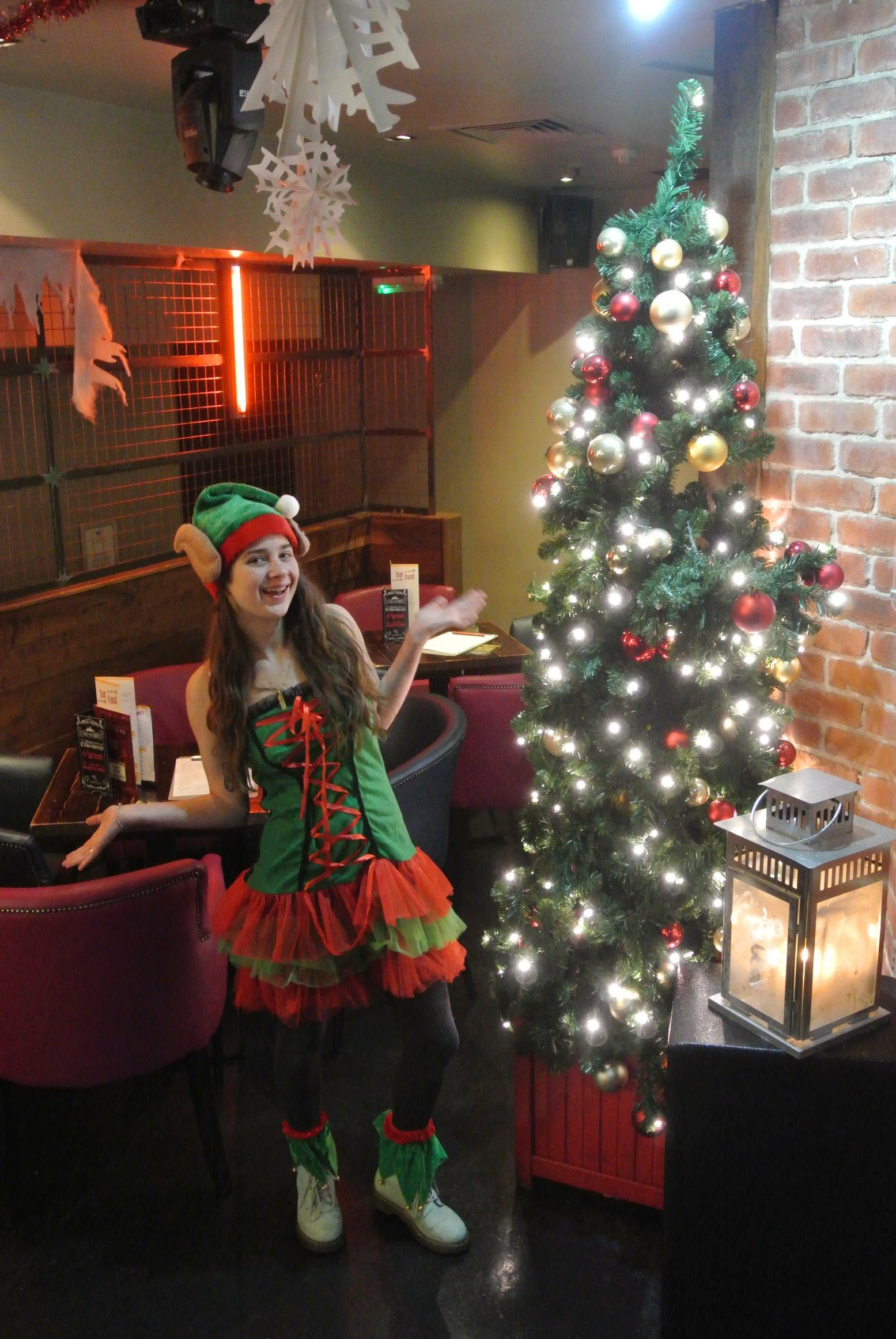 Jingle Belle by Ian Thirkettle