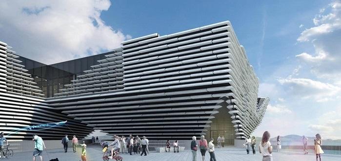 V&A Museum of Design Dundee Scottish Design Galleries