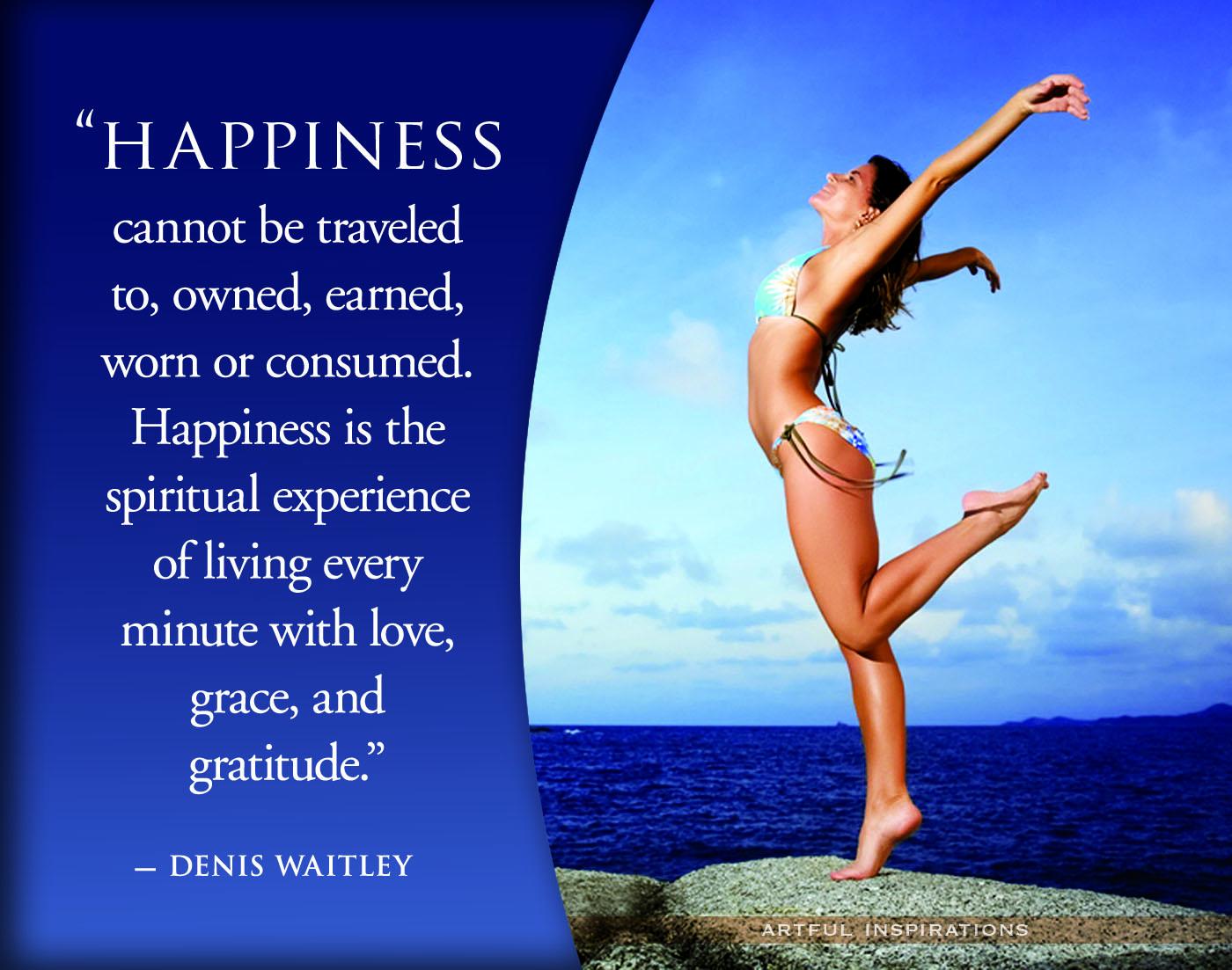 happiness travel