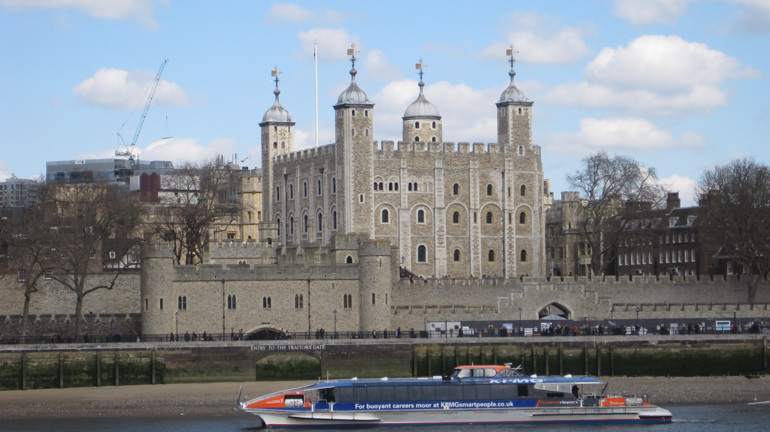 Tower of London by Juliamaud