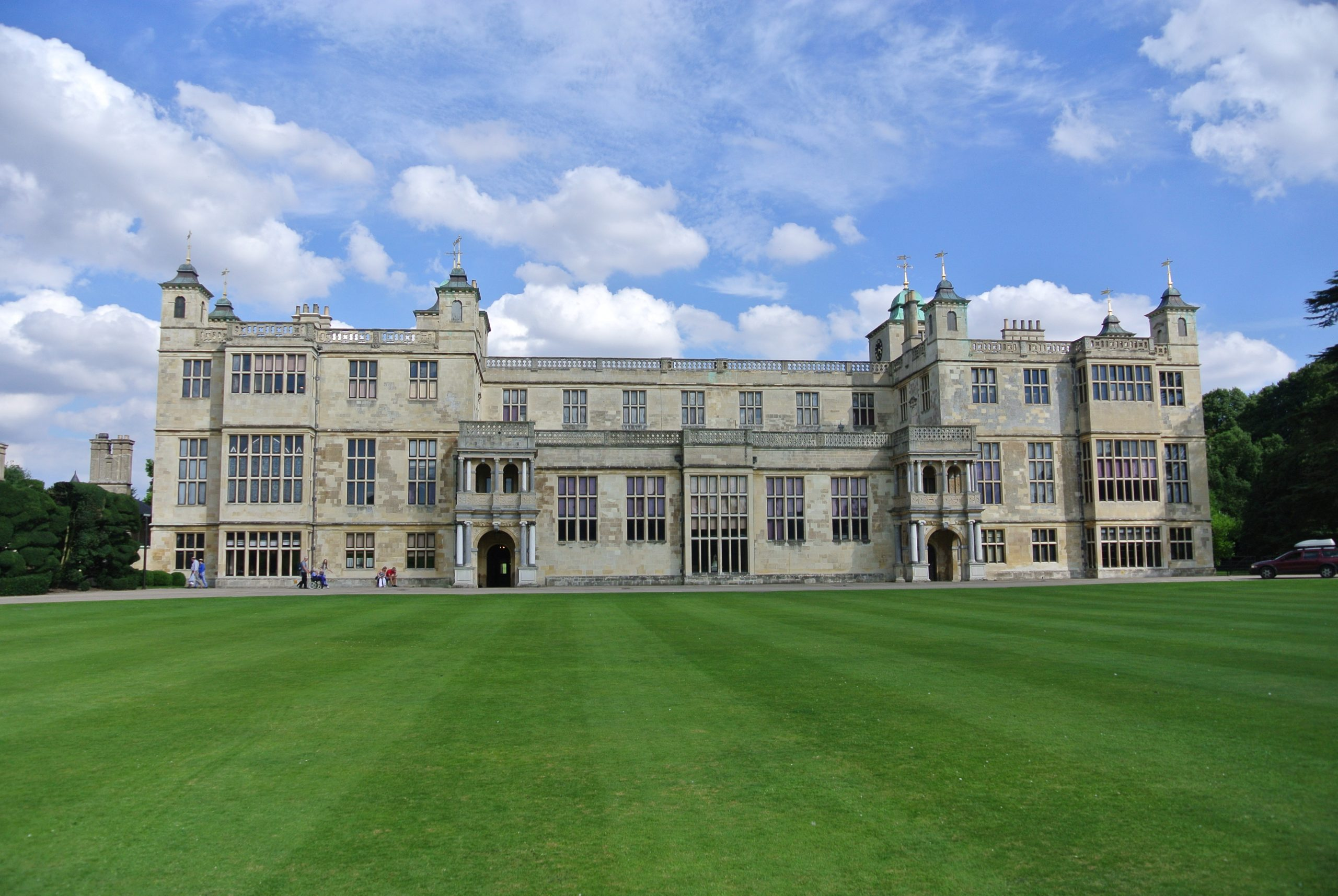 Audley End by Juliamaud
