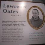 Lawrence Oates exhibition - photo juliamaud
