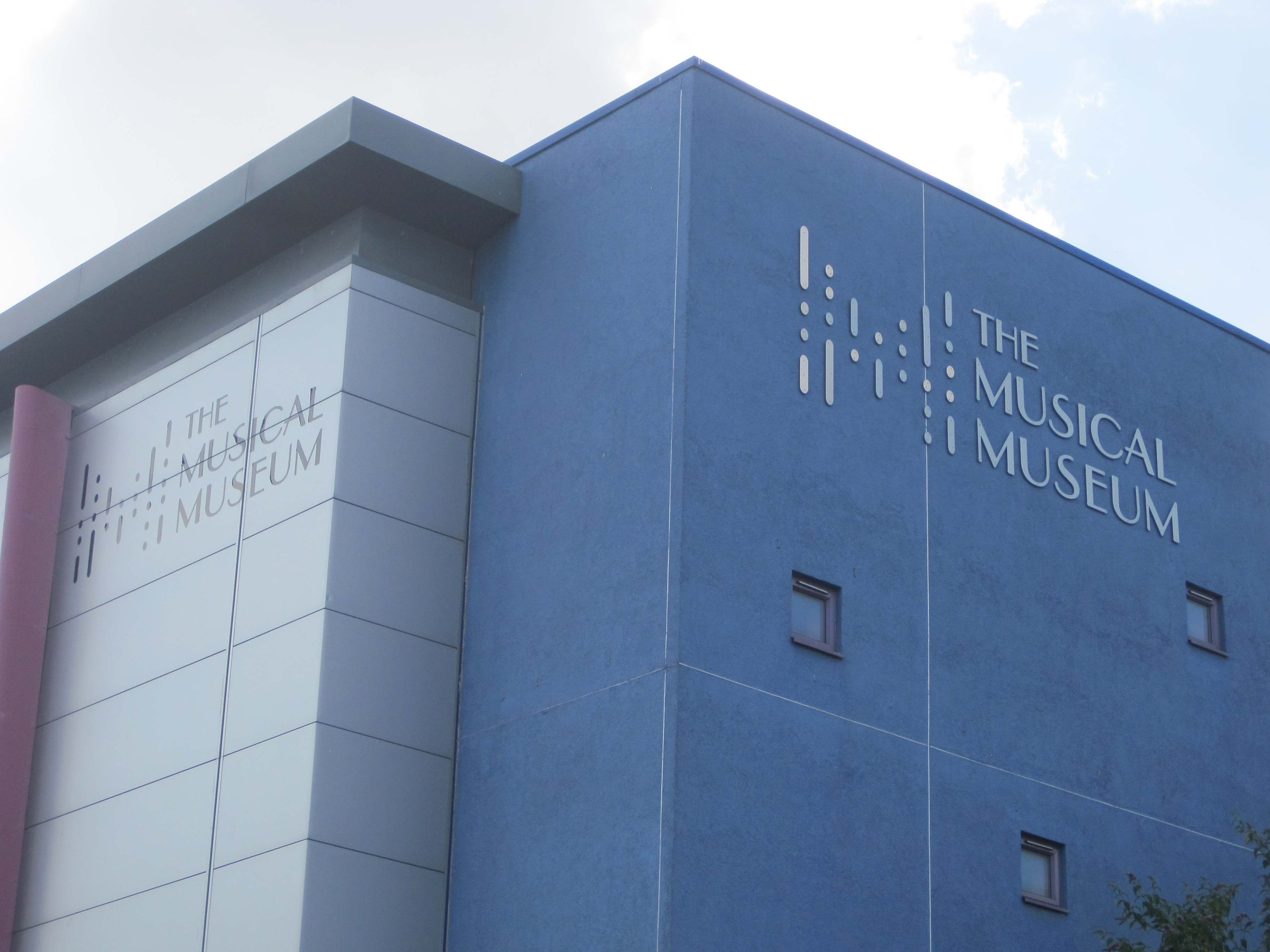 The Musical Museum - photo by Juliamaud