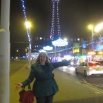 I'm in Blackpool Baby! by Juliamaud