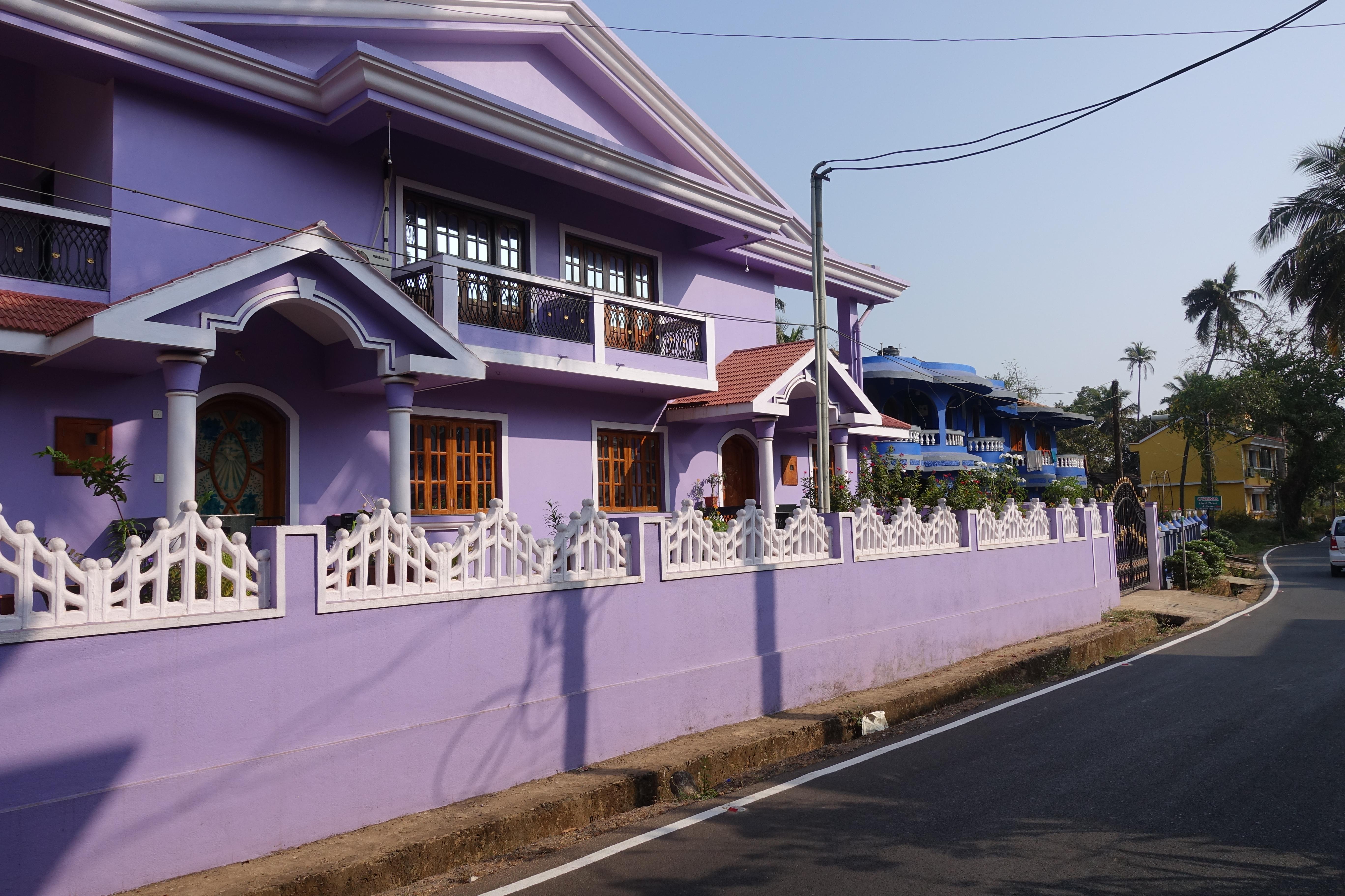 Houses in Varca village by Juliamaud