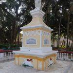 Memorial in Varca village by Juliamaud