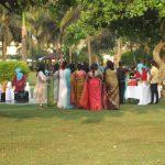 Daytime celebrations by juliamaud