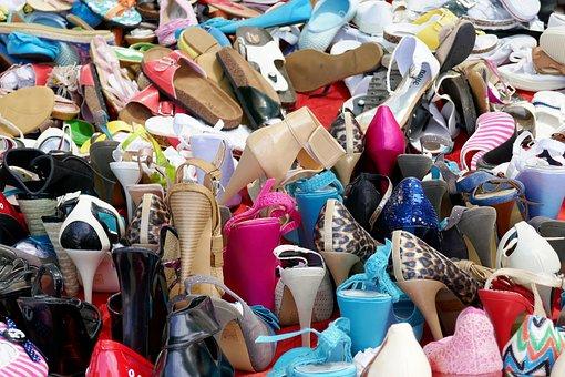 Photo of shoes by quicksandala on https://pixabay.com