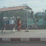 Sawai Madhopur station - photo by Juliamaud