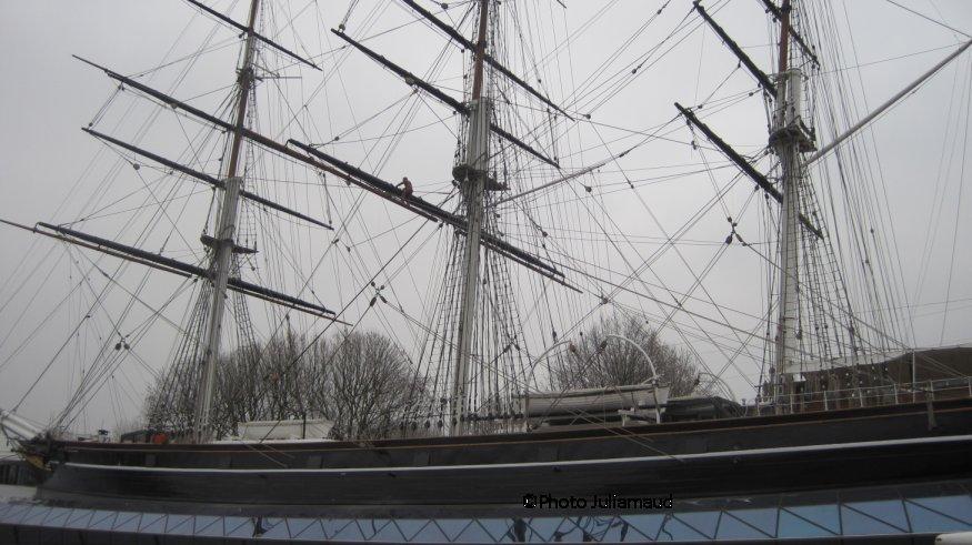 Maritime Greenwich - Cutty Sark - photo by Juliamaud