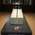 Tomb of King Richard III Leicester Cathedral - photo by Juliamaud