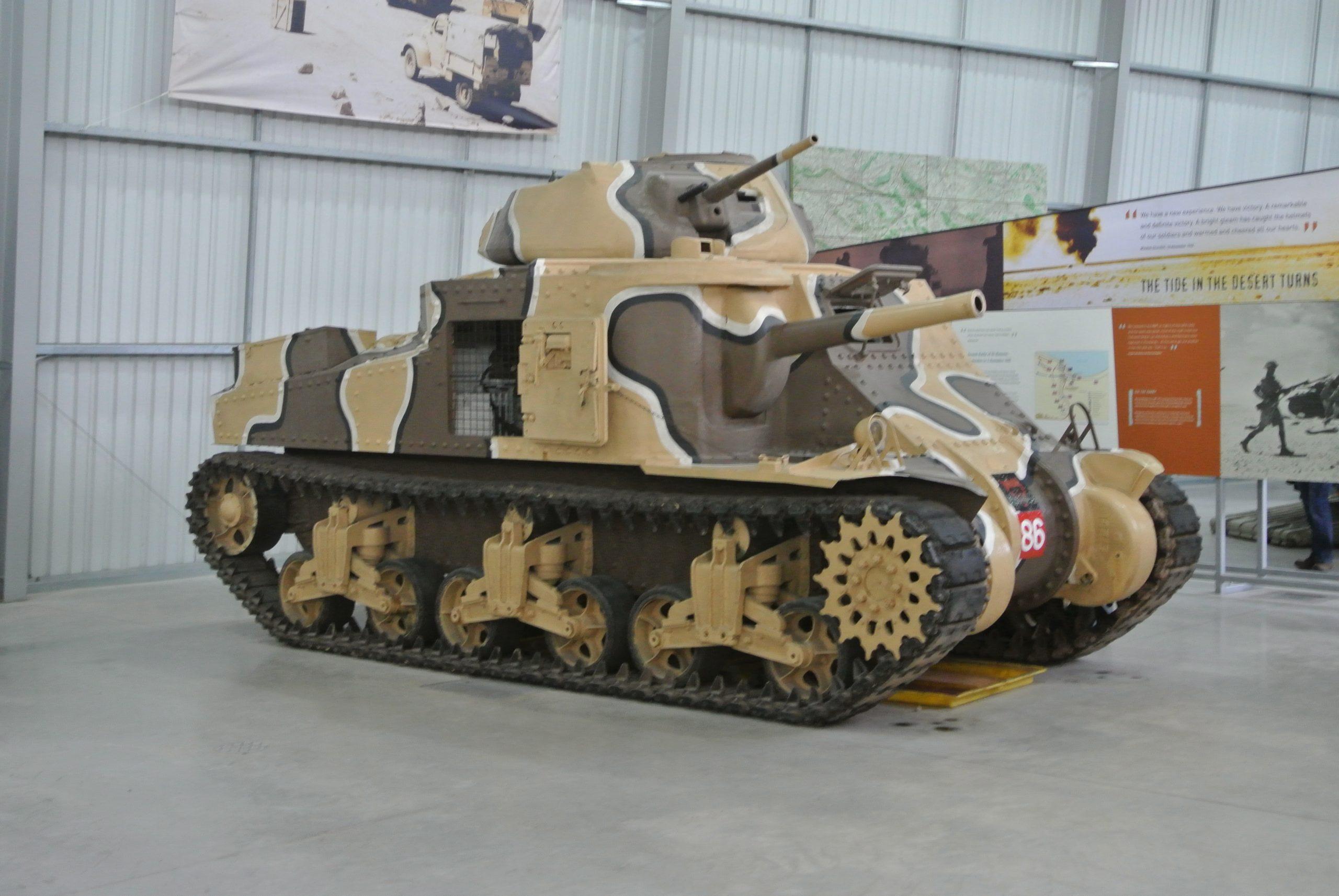 The Tank Museum, Bovington - photo by Juliamaud
