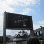 Ways of Seeing - video in Town Square - photo by Juliamaud