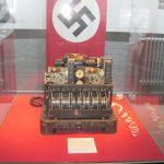 Nazi code machine at Bletchley Park