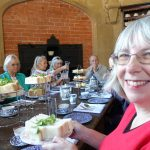 Afternoon Tea at Newstead Abbey - photo by Juliamaud