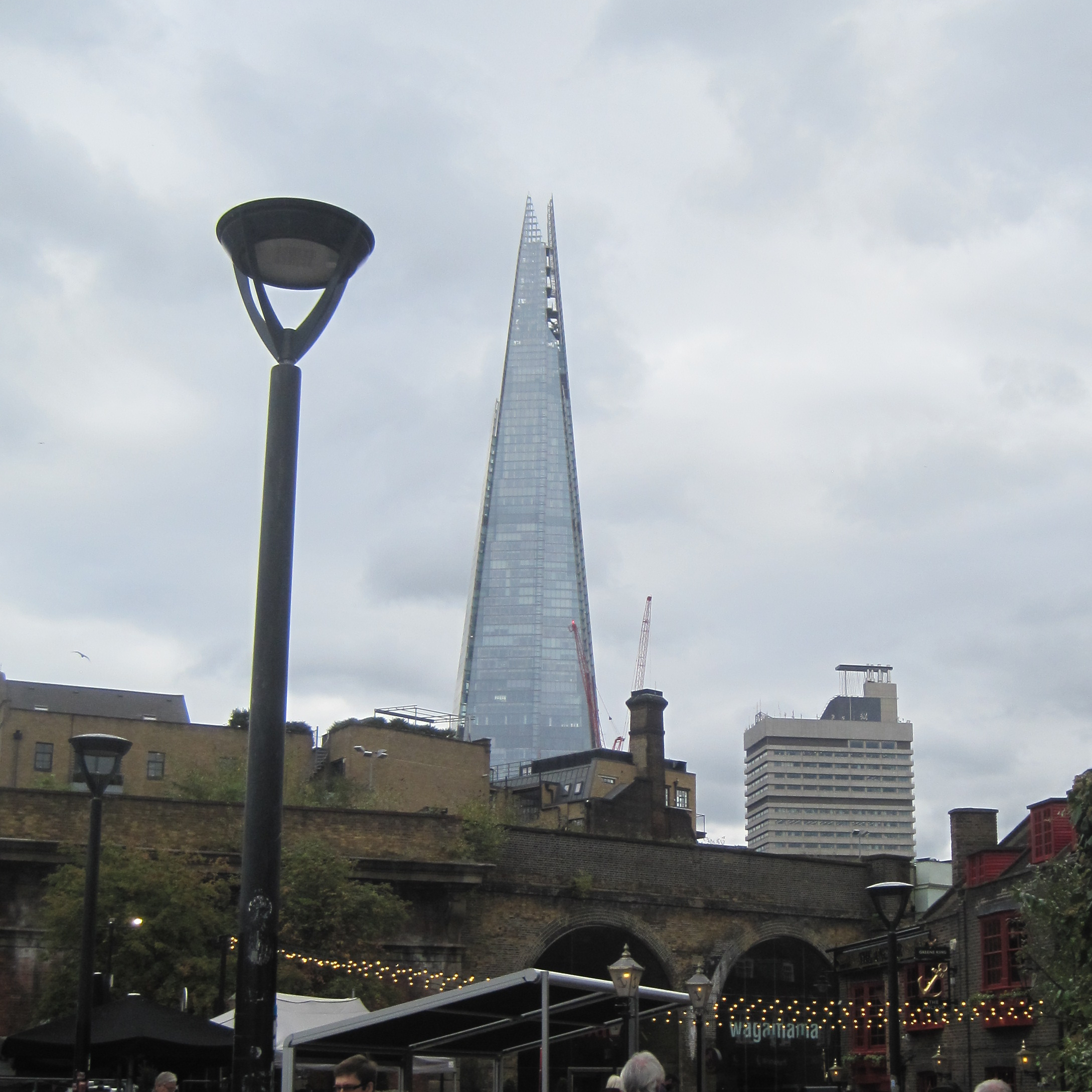 The Shard - photo by Juliamaud