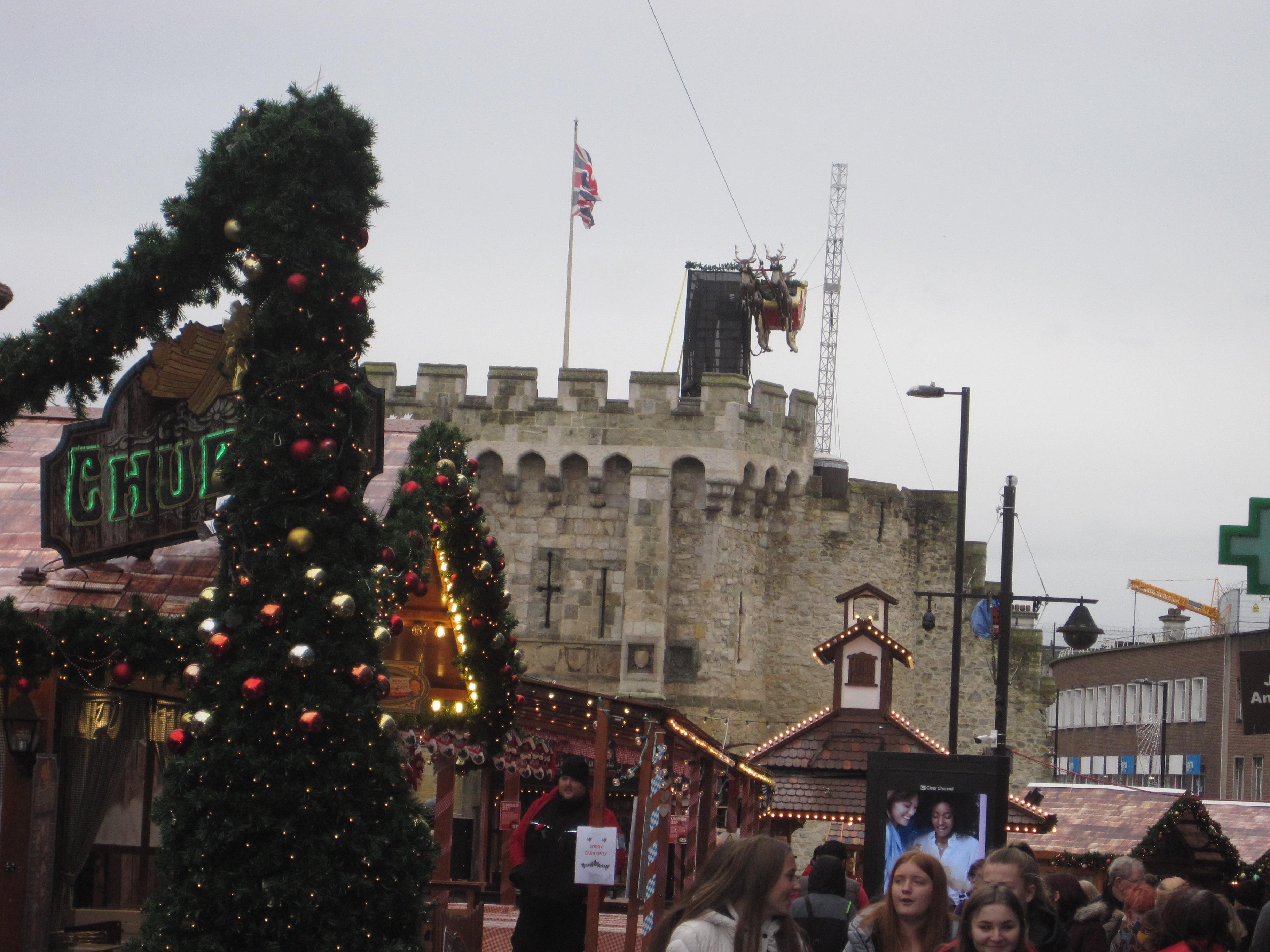 Southampton Christmas Market - photo by Juliamaud