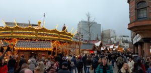 Nottingham Winter Wonderland - photo by Juliamaud