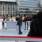 Nottingham Winter Wonderland Ice Rink- photo by Juliamaud