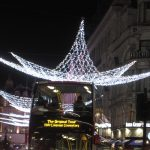 Piccadilly Circus Lights - photo by Juliamaud.