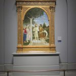 The Baptism of Christ Piero della Francesca - photo by Juliamaud