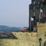Edinburgh Castle - photo by Juliamaud