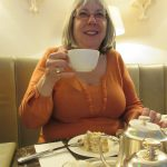 Tea and cake at Betty's - photo by Juliamaud