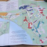Portmeirion map - photo by Juliamaud