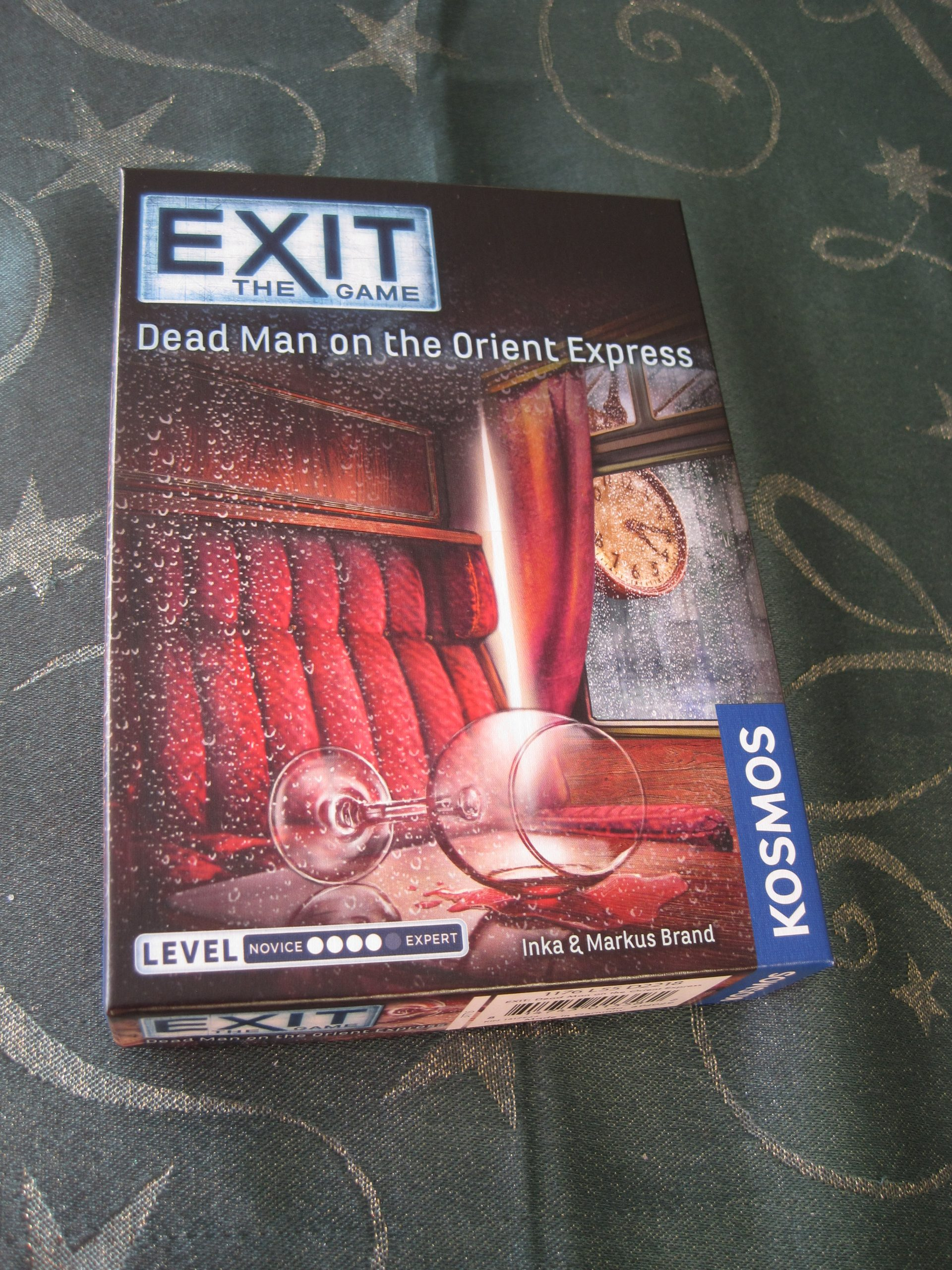 EXIT: Dead Man on the Orient Express - photo by Juliamaud