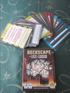 The Fate of London – Deckscape - photo by Juliamaud