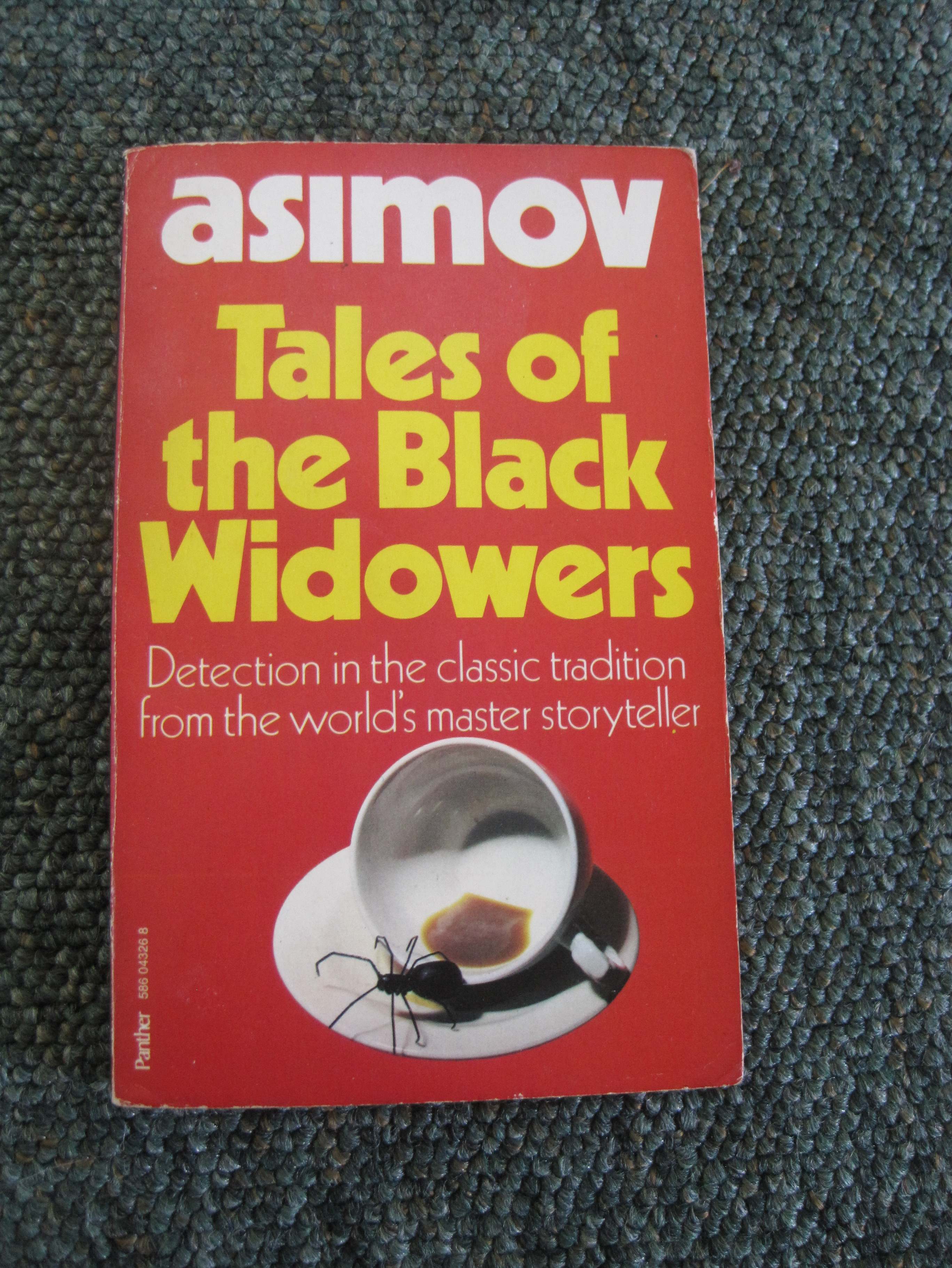 Tales of the Black Widowers - photo by Juliamaud