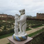 Elizabethan garden - photo by Juliamaud