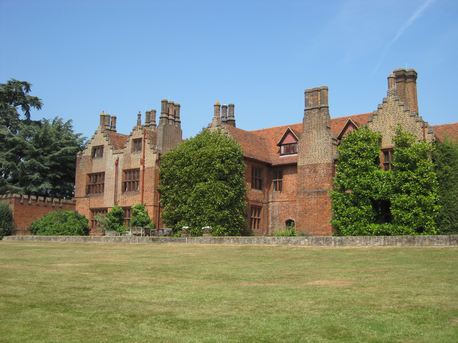 Ingatestone Hall - photo by Juliamaud